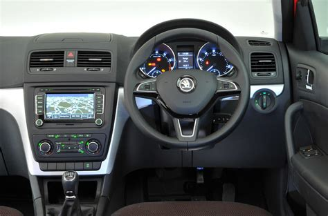 Home Place Interiors by Skoda Yeti Review 2017 Autocar