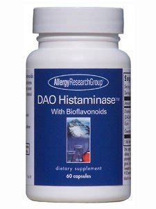 supplement of dao galleon allergy research dao histamine 60 capsules