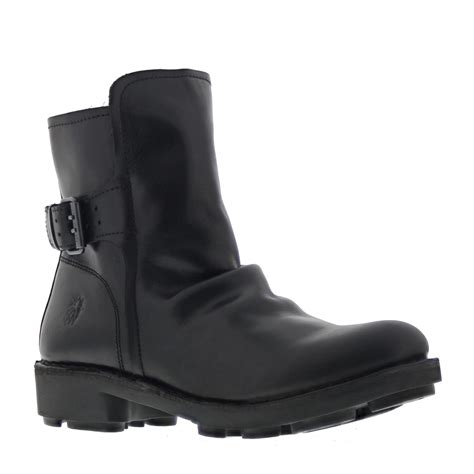 fly boots mens fly noct black mens boots ebay