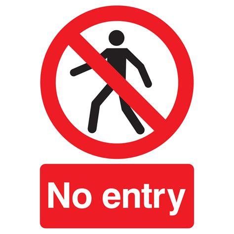 Can We Join Mba Without Entrance by No Entrance Sign Clipart Best