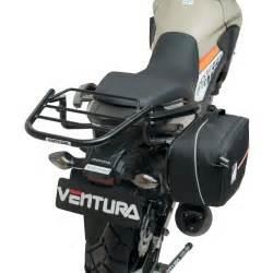 bike pack system motorcycle luggage rack ventura mca