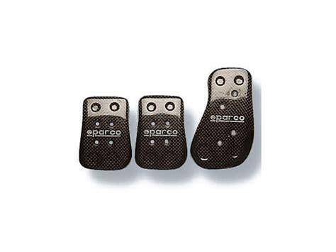 Cover Pedal Gas Sparco audi tt stuff sparco carbon series pedals sp 03783l