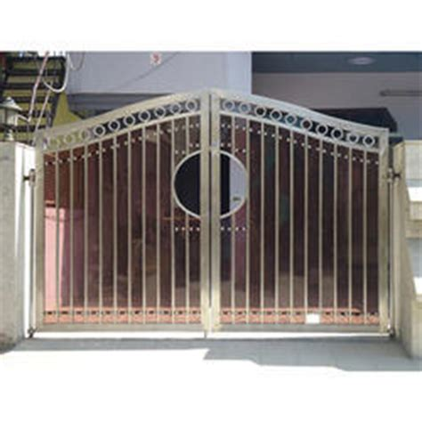 main gate colour scheme stainless steel gates manufacturer from noida