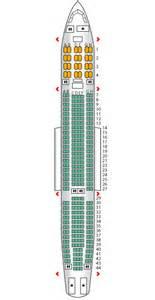 a330 200 air europa seat maps reviews seatplans
