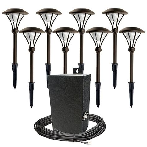 Malibu Led Landscape Lighting Kits with Malibu Landscape Lighting Roselawnlutheran
