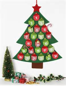 advent calendars counting down to christmas