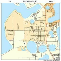 lake placid florida map 1238625