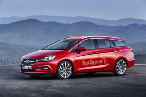 opel cars 2017 2017 opel astra sports tourer picture 643894 car