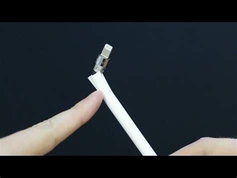 Apple Pencil Di Indonesia el apple pencil pasa por el primer test de resistencia