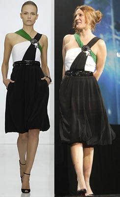 Catwalk To Carpet Drew Barrymore In Gucci by Drew Barrymore Wears A Gucci Resort Dress Stylefrizz