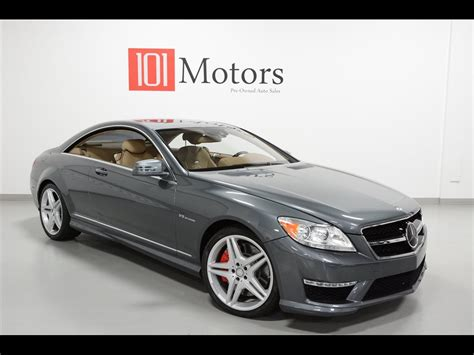 2011 mercedes cl63 amg 2011 mercedes cl63 amg for sale in tempe az stock