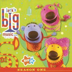 nick jr jacks big  season  album