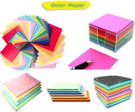 Craft Printing Paper - high quality a4 size color paper packs manufacturer offset
