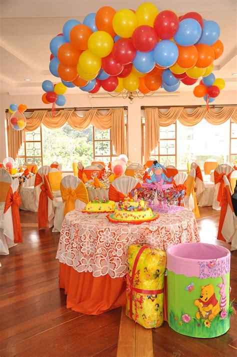 imagenes de fiestas infantiles de winnie pooh beula decoraciones decoracion de eventos tematicos e