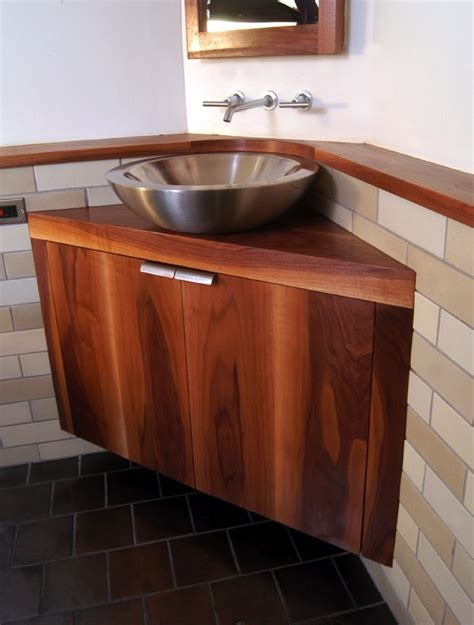 Corner Pedestal Sinks For Small Bathrooms Sinks And Corner Bathroom Vanities Small Pedestal Sink Small