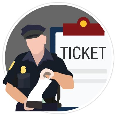 traffic clipart traffic ticket pencil and in color