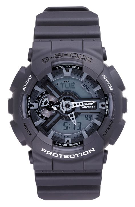 Casio G Shock Grey casio g shock x large big combi in gray grey