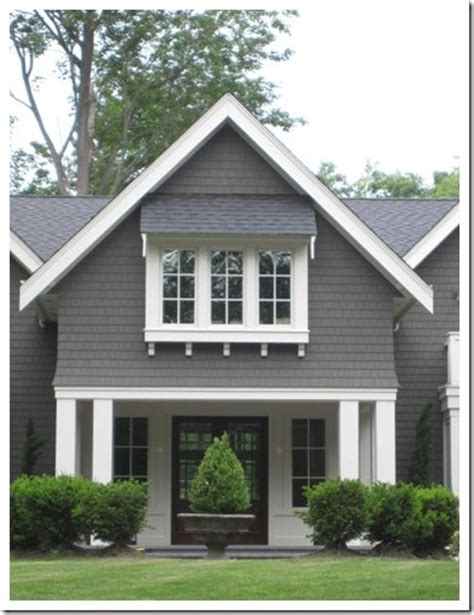 Grey House Colors | design dump exterior color choices