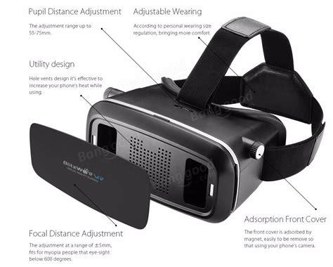 Vr Blitzwolf blitzwolf 174 bw vr1 vr glasses reality headset 3d device for 3 5 quot 6 0