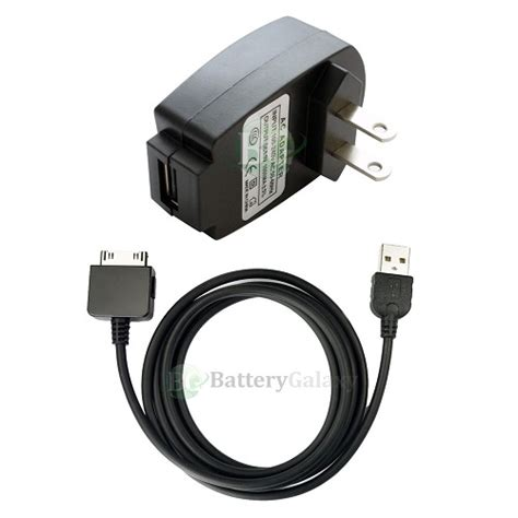 zune chargers zune hd mp3 16gb 32gb usb cable ac wall ac adapter charger