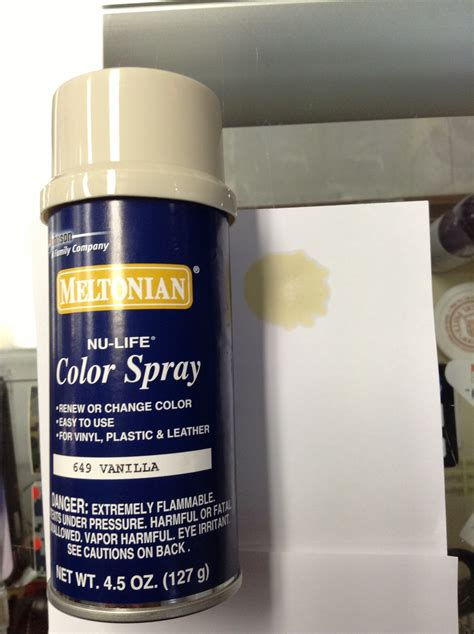 meltonian nu color spray meltonian nu color spray vanilla 4 5 oz 649 jwong