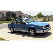 1989 Chevy Cavalier Z24 28 Liter V6  YouTube