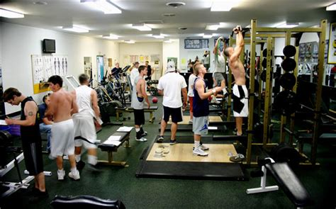 weight room workouts who s your student athlete athletic performance center