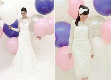 Hochzeitskleid Langarm Schlicht by Brautkleider Langarm Schlicht Die Besten Momente Der