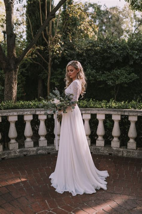vintage wedding dresses in southern california california winter wedding inspiration vintage style