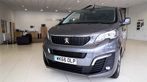 peugeot expert 2016 the all new peugeot expert 2016 preview youtube