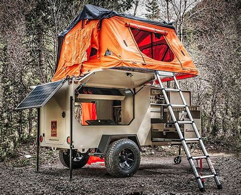 rugged cing trailer ultra mobile cers d b r c racing