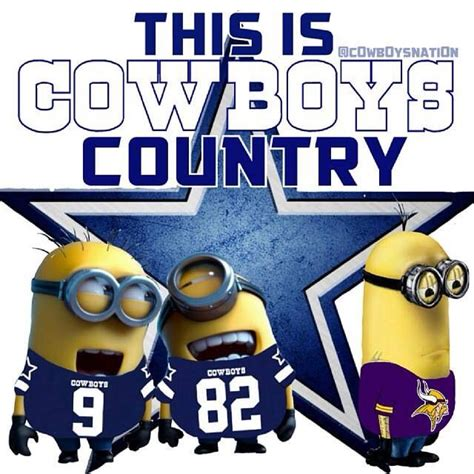 cowboy pictures football 17 best images about minions falando on the