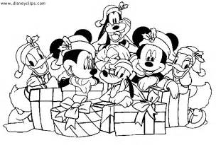 gallery gt disney christmas coloring pages kids