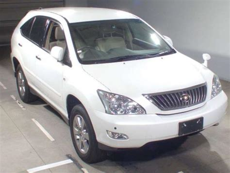 2550337 japan used toyota harrier used toyota harrier acu30w suv 2010 from japan export import