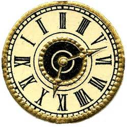 Art And Craft For Halloween - vintage images more cute clock faces steampunk the graphics fairy