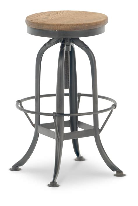 Industrial Swivel Counter Stool by Industrial Swivel Counter Stool Hom Furniture
