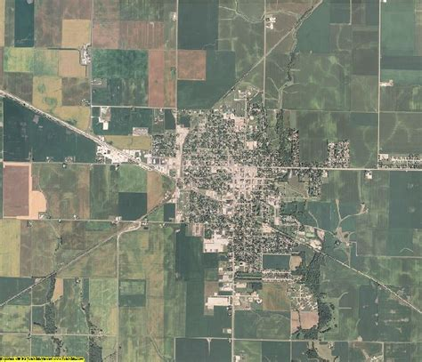 Moultrie County Search 2011 Moultrie County Illinois Aerial Photography