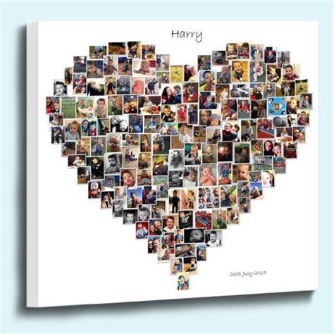 20x20 photo collage design print 7 best 40 jaar getrouwd images on craft ideas