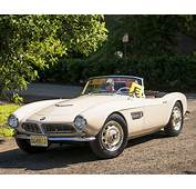 1959 BMW 507  CLASSIC CARS TODAY ONLINE