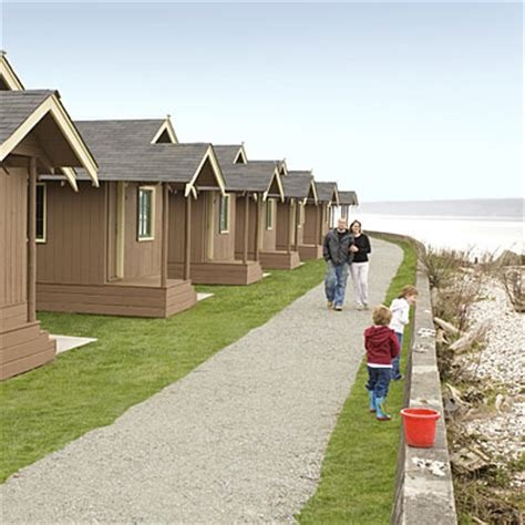 Cama State Park Cabins by Cama State Park Washington 4 Budget Escapes