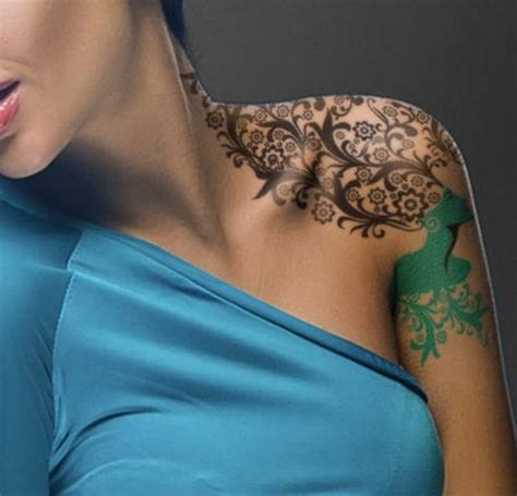 vine tattoo neck 29 attractive vine neck tattoos