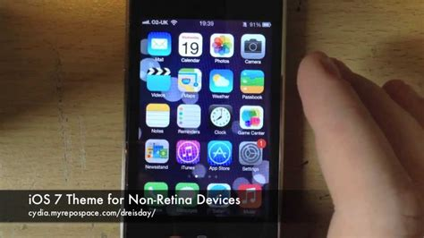 ios 7 for iphone 3gs and ipod 3