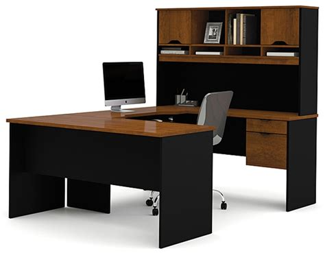 bestar innova u shaped workstation desk 92850 innova u shape computer workstation computer