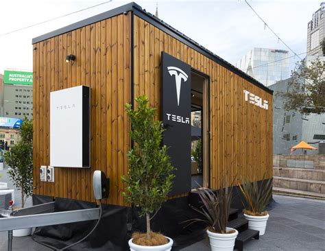 tesla house tesla just made a futuristic tiny house