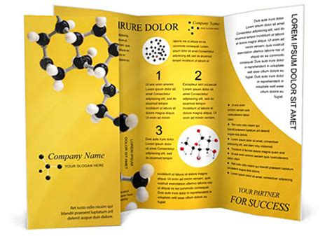 science brochure template eskindria com