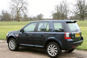 land rover freelander 2 review road test freelander 2
