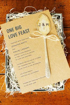 22 Creative Invitation Card Designs   Praise Wedding