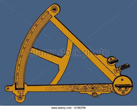 sextant instrument used in measuring device and sextant stock photos measuring