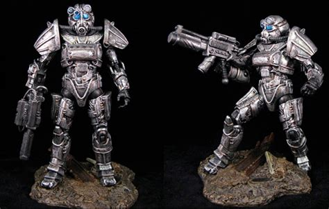fallout 3 figures custom fallout 3 figures the awesomer