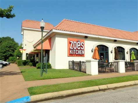 zoes kitchen on road montgomery county al